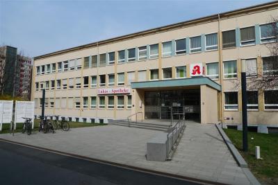 Universitätsklinik Dresden -  Ausbau Haus 95 zum Ärztehaus