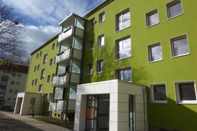 Umbau und Sanierung Mehrfamilienhäuser