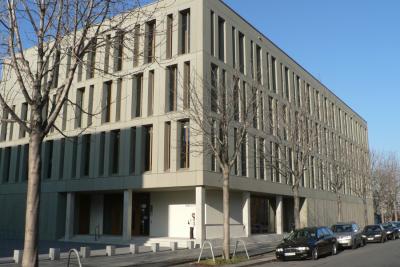 Neubau der Bibliothek - HTW