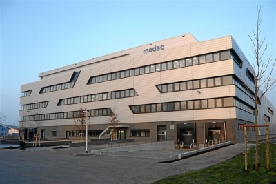 Neubau Forschungs-, Labor- und Logistikzentrum