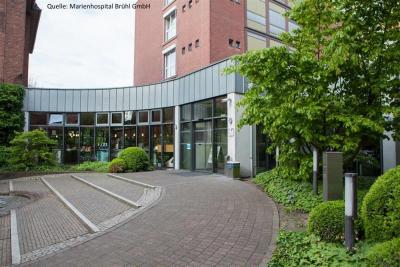 Marienhospital Brühl - Umbau und Erweiterung