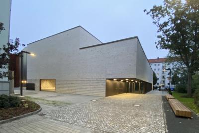 Neubau Einfeld-Sporthalle