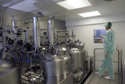 Erweiterung der Produktionskapazität
