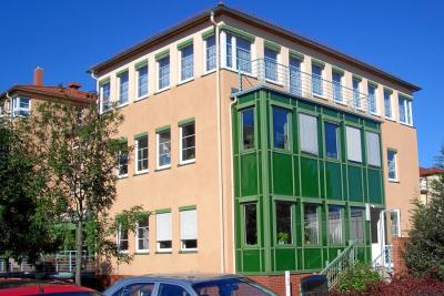 Klimatisierung Verwaltungsgebäude